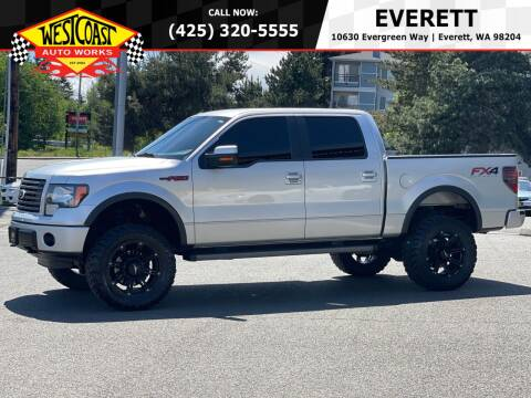 2012 Ford F-150 for sale at West Coast Auto Works in Edmonds WA