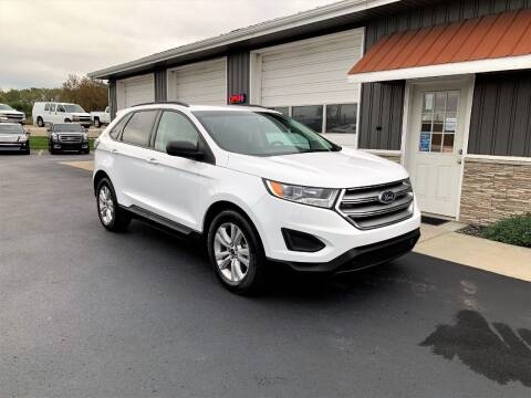 2015 Ford Edge for sale at PARKWAY AUTO in Hudsonville MI