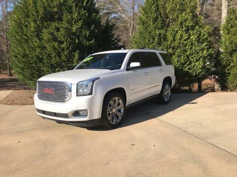 2016 GMC Yukon for sale at Noel Daniels Motor Company in Brandon MS