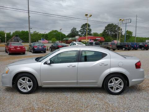 2012 Dodge Avenger for sale at Space & Rocket Auto Sales in Hazel Green AL