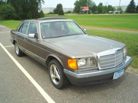 1981 Mercedes-Benz 300-Class for sale at Dales Auto Sales in Hutchinson MN