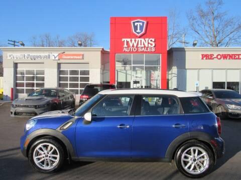 2015 MINI Countryman for sale at Twins Auto Sales Inc in Detroit MI