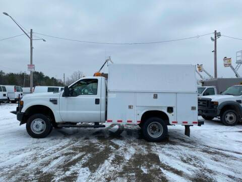 2009 Ford F-350 Super Duty for sale at Upstate Auto Sales Inc. in Pittstown NY