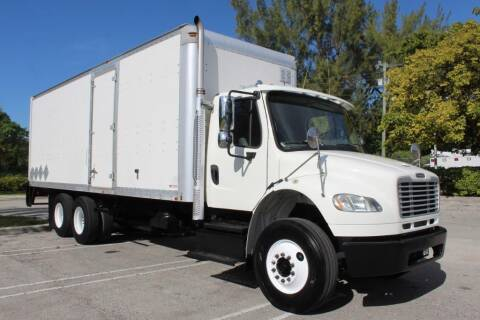 2013 Freightliner M2 106 for sale at Truck and Van Outlet - All Inventory in Hollywood FL
