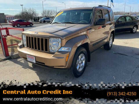 2012 Jeep Liberty for sale at Central Auto Credit Inc in Kansas City KS
