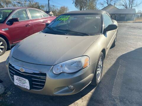 2006 Chrysler Sebring for sale at Rocket Cars Auto Sales LLC in Des Moines IA