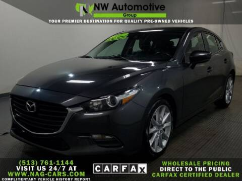 2017 Mazda MAZDA3 for sale at NW Automotive Group in Cincinnati OH