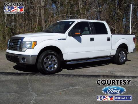 2010 Ford F-150 for sale at Courtesy Toyota & Ford in Morgan City LA