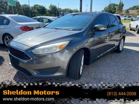2015 Ford Focus for sale at Sheldon Motors in Tampa FL