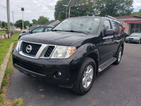 2011 Nissan Pathfinder for sale at Right Place Auto Sales in Indianapolis IN