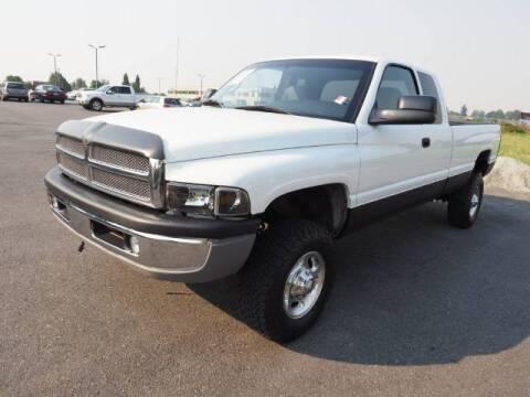 2001 Dodge Ram Pickup 2500 for sale at Karmart in Burlington WA