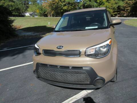 2015 Kia Soul for sale at Dallas Auto Mart in Dallas GA