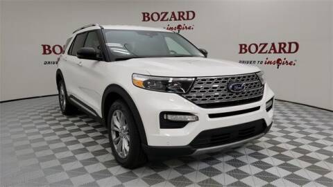 2021 Ford Explorer for sale at BOZARD FORD in Saint Augustine FL
