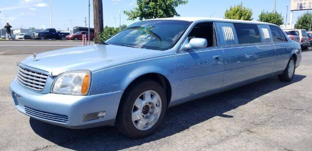 2004 Cadillac Krystal Koach for sale at Tri City Auto Mart in Lexington KY