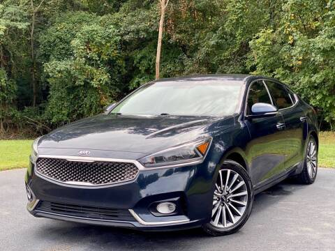 2018 Kia Cadenza for sale at Sebar Inc. in Greensboro NC
