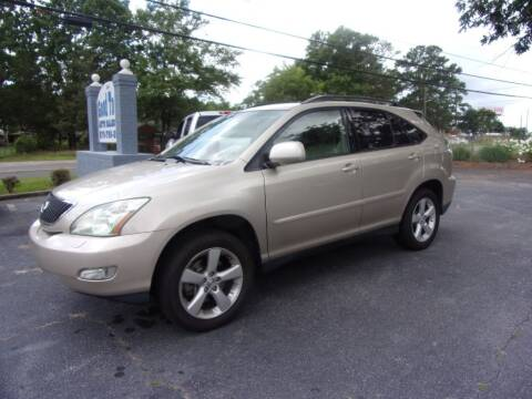 2004 Lexus RX 330 for sale at Good To Go Auto Sales in Mcdonough GA