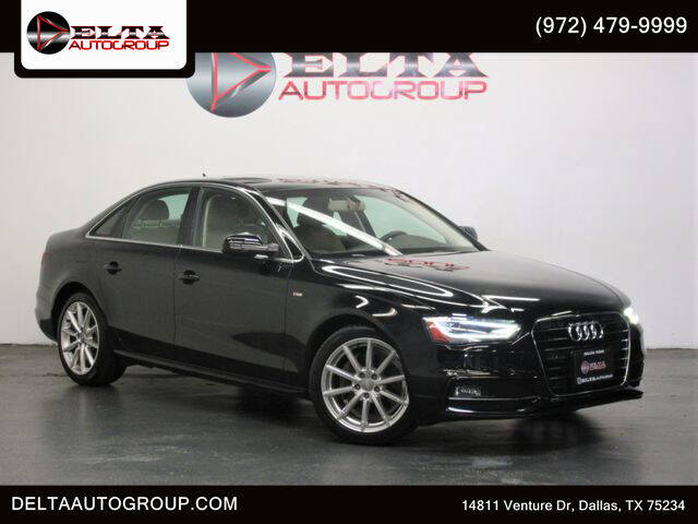 2014 Audi A4 for sale in Farmers Branch, TX
