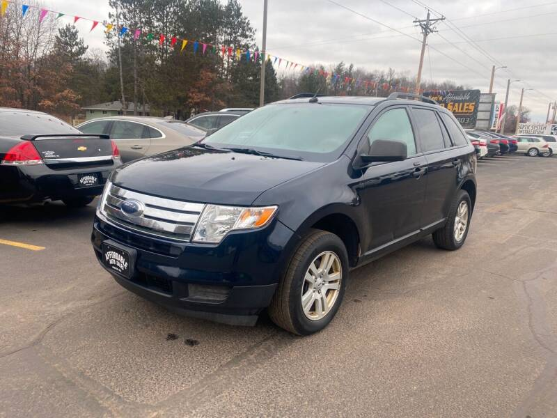 2009 Ford Edge for sale at Affordable Auto Sales in Webster WI