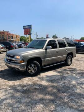 2001 Chevrolet Tahoe for sale at Big Bills in Milwaukee WI