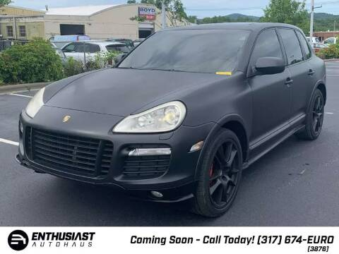 2010 Porsche Cayenne for sale at Enthusiast Autohaus in Sheridan IN