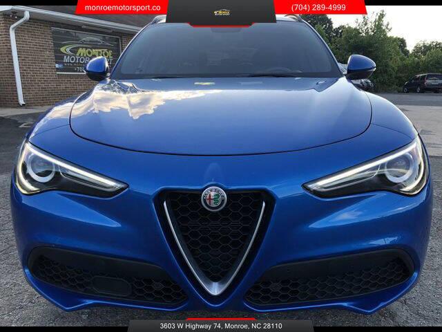 2018 Alfa Romeo Stelvio for sale in Monroe, NC