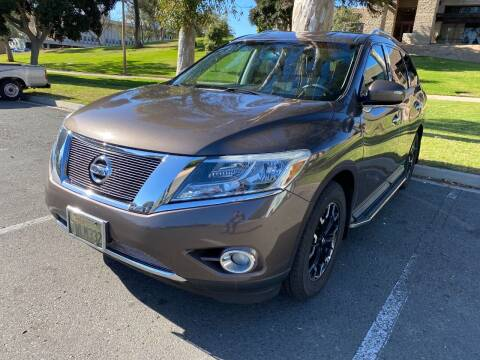 2015 Nissan Pathfinder for sale at Korski Auto Group in San Diego CA