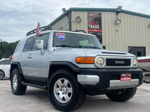 2008 Toyota FJ Cruiser for sale at Premium Auto Group in Humble TX