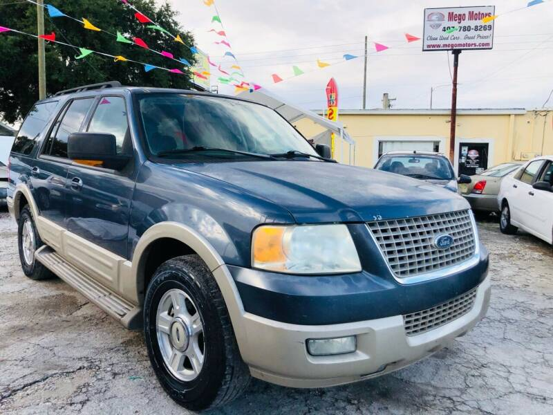 2005 Ford Expedition for sale at Mego Motors in Orlando FL