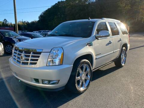 2010 Cadillac Escalade for sale at Luxury Auto Innovations in Flowery Branch GA