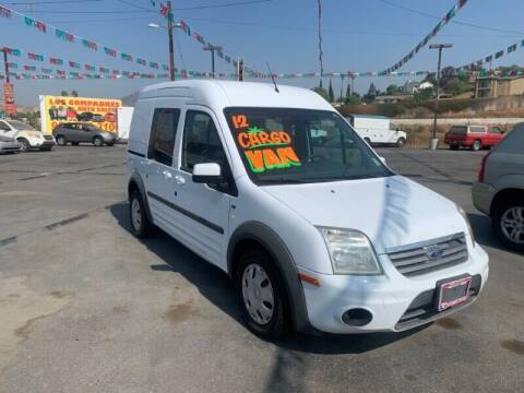 2012 Ford Transit Connect for sale at Los Compadres Auto Sales in Riverside CA