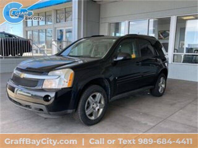2009 Chevrolet Equinox for sale at GRAFF CHEVROLET BAY CITY in Bay City MI