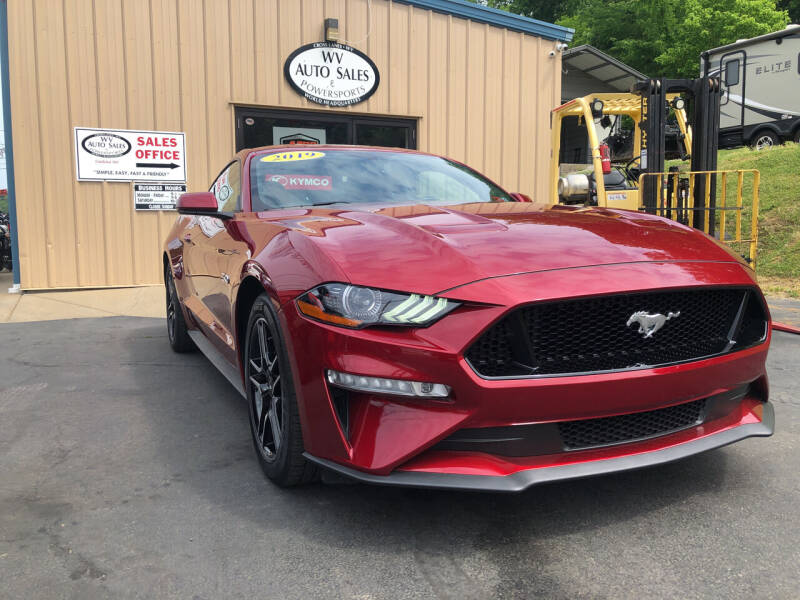 2019 Ford Mustang for sale in Cross Lanes, WV