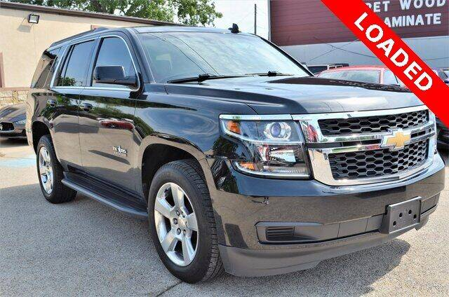 2015 Chevrolet Tahoe for sale at LAKESIDE MOTORS, INC. in Sachse TX
