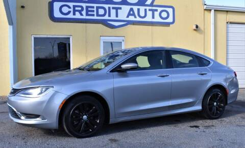 2016 Chrysler 200 for sale at Buy Here Pay Here Lawton.com in Lawton OK