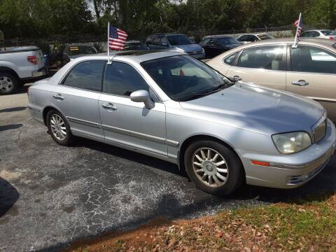 2004 Hyundai XG350 for sale at Easy Credit Auto Sales in Cocoa FL