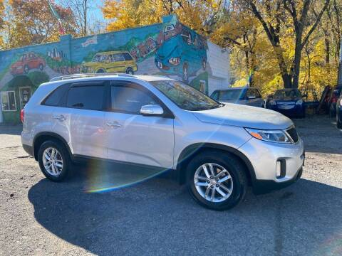 2014 Kia Sorento for sale at Showcase Motors in Pittsburgh PA