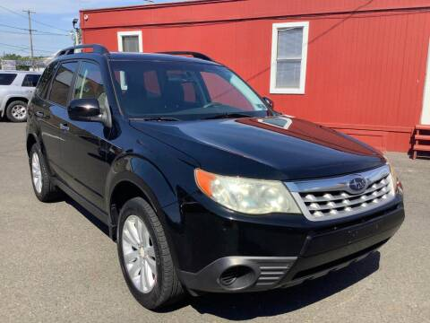 2012 Subaru Forester for sale at Active Auto Sales in Hatboro PA