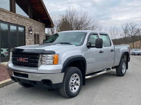 2011 GMC Sierra 3500HD for sale at Griffith Auto Sales in Home PA