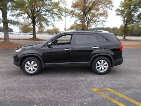 2013 Kia Sorento for sale at A & P Automotive in Montgomery AL
