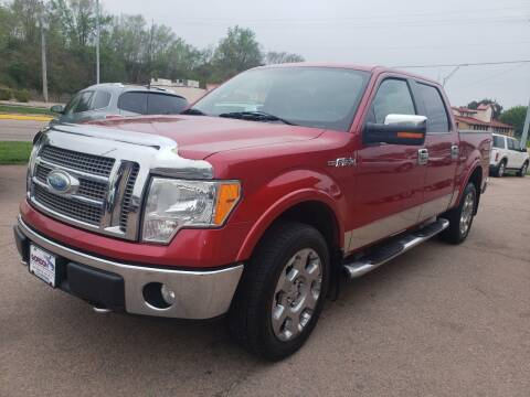 2009 Ford F-150 for sale at Gordon Auto Sales LLC in Sioux City IA