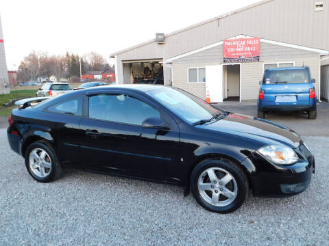 2007 Pontiac G5 for sale at Macrocar Sales Inc in Akron OH