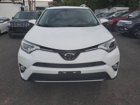 2017 Toyota RAV4 for sale at OFIER AUTO SALES in Freeport NY