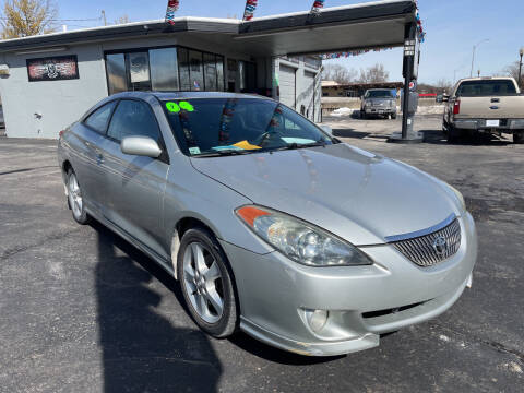 2004 Toyota Camry Solara for sale at Midwest Motors 215 Inc. in Bonner Springs KS