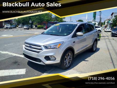 2017 Ford Escape for sale at Blackbull Auto Sales in Ozone Park NY