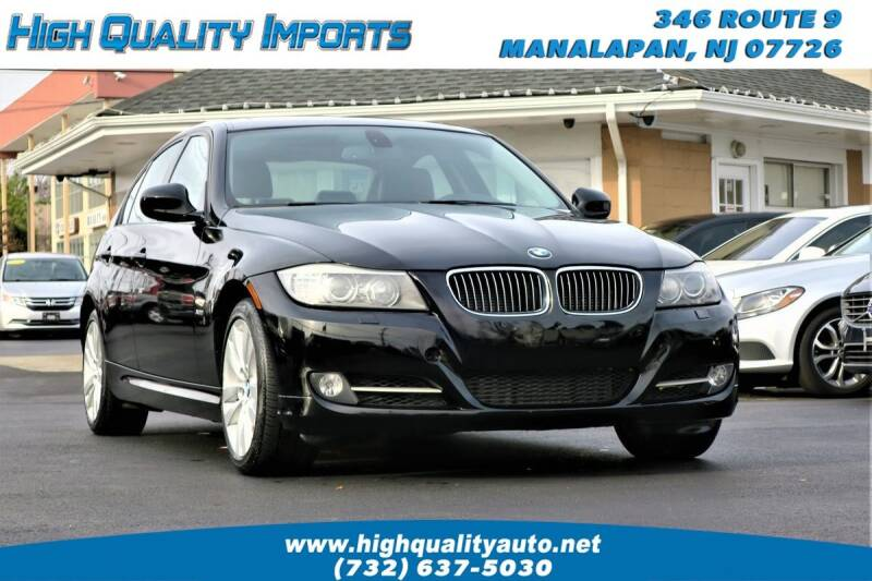 2011 BMW 3 Series for sale at High Quality Imports in Manalapan NJ