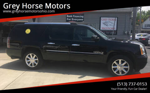 2007 GMC Yukon XL for sale at Grey Horse Motors in Hamilton OH