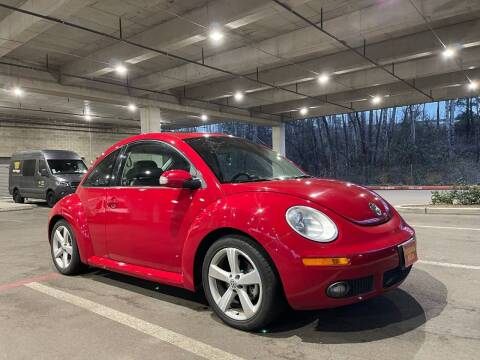 2007 Volkswagen New Beetle for sale at Issaquah Autos in Issaquah WA