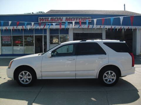 2008 Cadillac SRX for sale at Wilson Motors in Junction City KS