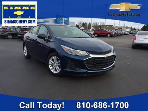 2019 Chevrolet Cruze for sale at Aaron Adams @ Simms Chevrolet in Clio MI