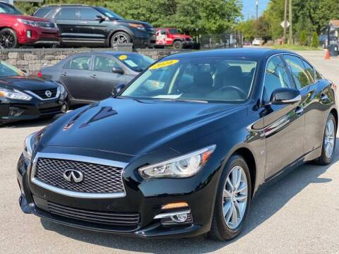 2016 Infiniti Q50 for sale at Auto Depot - Smyrna in Smyrna TN